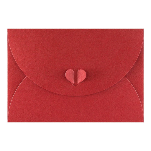 C5 Red Butterfly Envelopes [Qty 50] 162 x 229mm