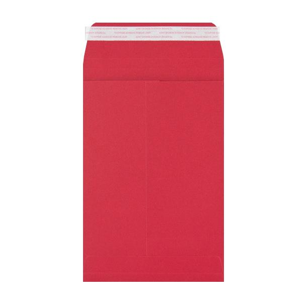 C5 Red Gusset 180gsm Envelopes [Qty 200] 162 x 229 x 25mm (2131324895321)