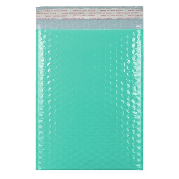 C5+ Duck Egg Blue Gloss Padded Bubble Envelopes [Qty 100] 180mm x 250mm (2131351371865)