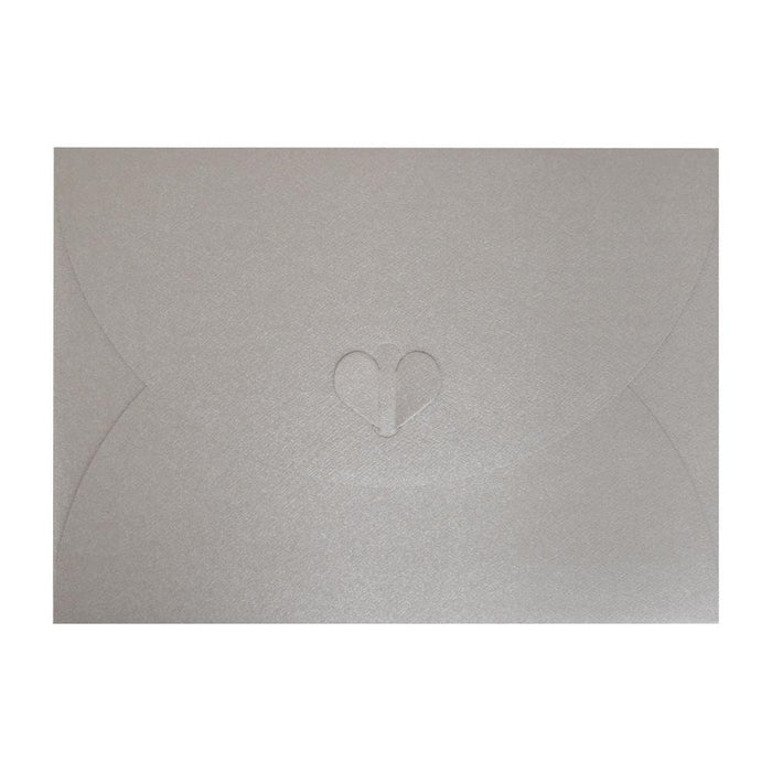 C5 Silver Butterfly Envelopes [Qty 50] 162 x 229mm