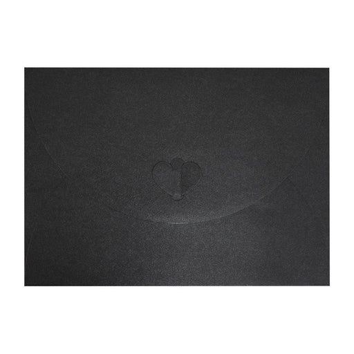 C5 Slate Black Butterfly Envelopes [Qty 50] 162 x 229mm