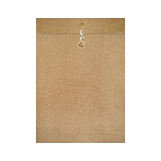C5 Manilla String & Washer Envelopes [Qty 100] 229 x 162mm (2144901660761)