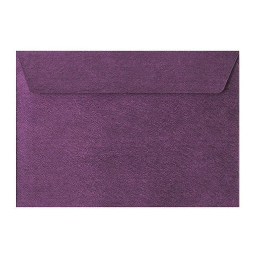 C5 Violet Textured 120gsm Peel & Seal Envelopes [Qty 250] 162 x 229mm