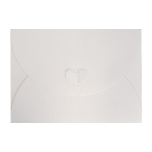 C5 White Butterfly Envelopes [Qty 50] 162 x 229mm