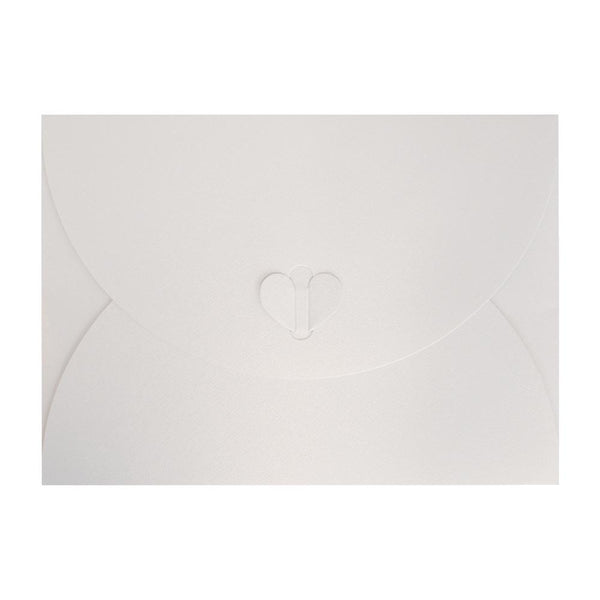 C5 White Butterfly Envelopes [Qty 50] 162 x 229mm (2131344556121)