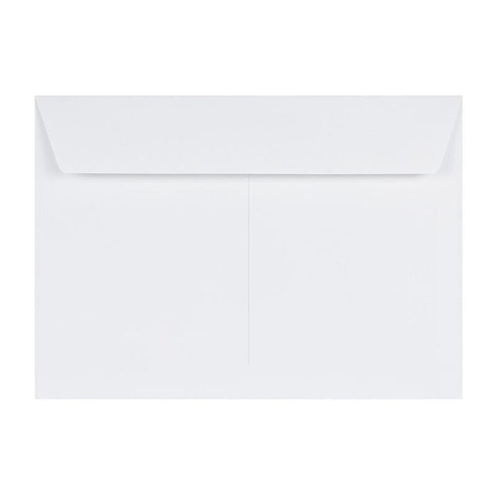 C5 White Tear Resistant Wallet Peel & Seal Envelopes [Qty 250] 162 x 229mm (2131263160409)