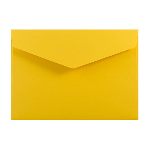C5 Yellow V Flap Peel & Seal Envelopes [Qty 250] 162 x 229mm (2131378438233)