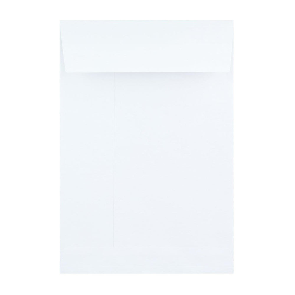 C5+ White Gusset Pocket 120gsm Peel & Seal Envelopes [Qty 125] 178 x 254 x 25mm (2131120914521)