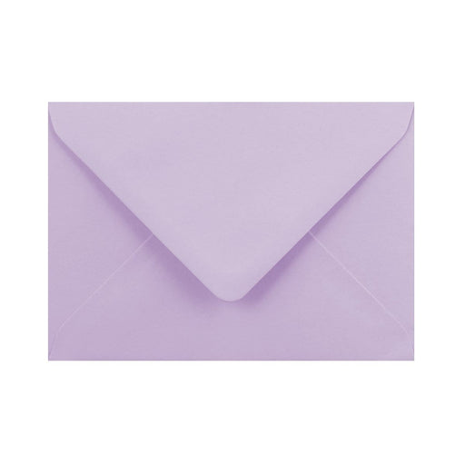 C6 Amethyst Gummed Diamond Flap Greeting Envelopes [Qty 1,000] 114 x 162mm (2131122061401)