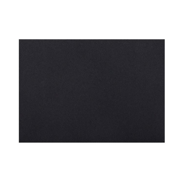 C6 Black 180gsm Peel & Seal Envelopes [Qty 250] 114 x 162mm (2131383124057)