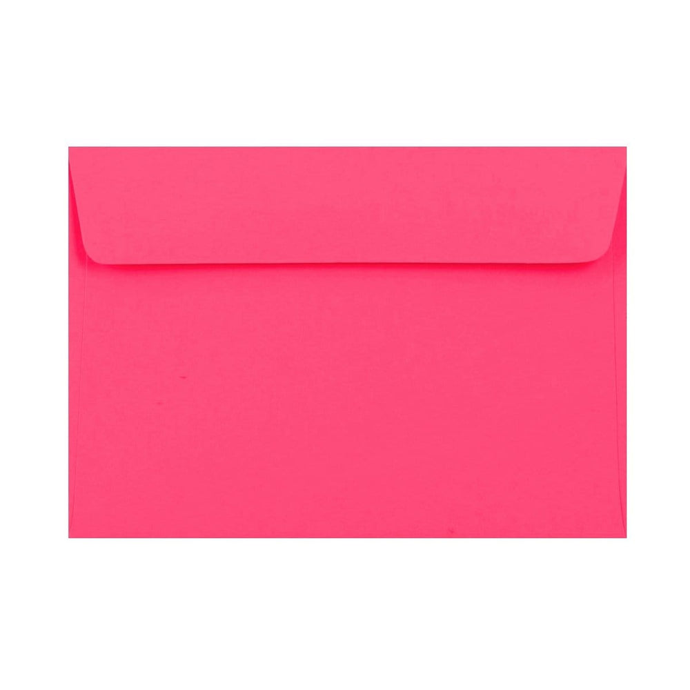 C6 Fuschia Pink 100gsm Peel & Seal Envelopes [Qty 500] 114 x 162mm (2131429949529)