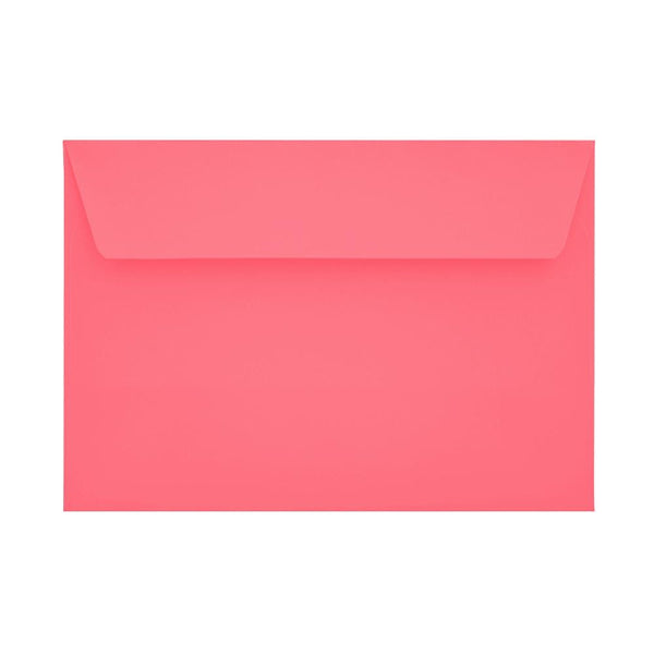 C6 Cerise Pink 120gsm Peel & Seal Envelopes [Qty 250] 114 x 162mm (2131089358937)