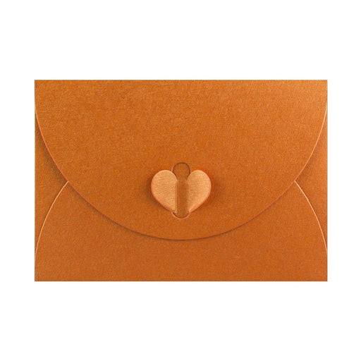 C6 Copper Butterfly Envelopes [Qty 50] 114 x 162mm