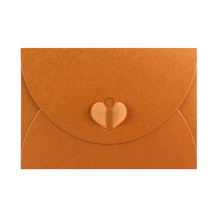 C6 Copper Butterfly Envelopes [Qty 50] 114 x 162mm (2131390955609)