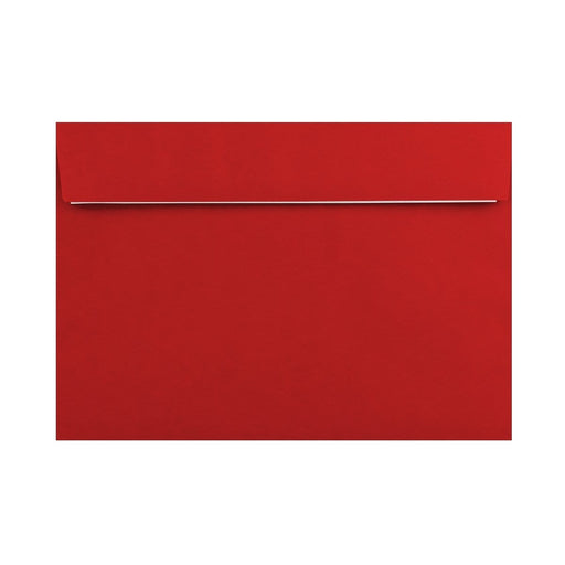C6 Crimson Red 120gsm Peel & Seal Envelopes [Qty 250] 114 x 162mm (2131430670425)
