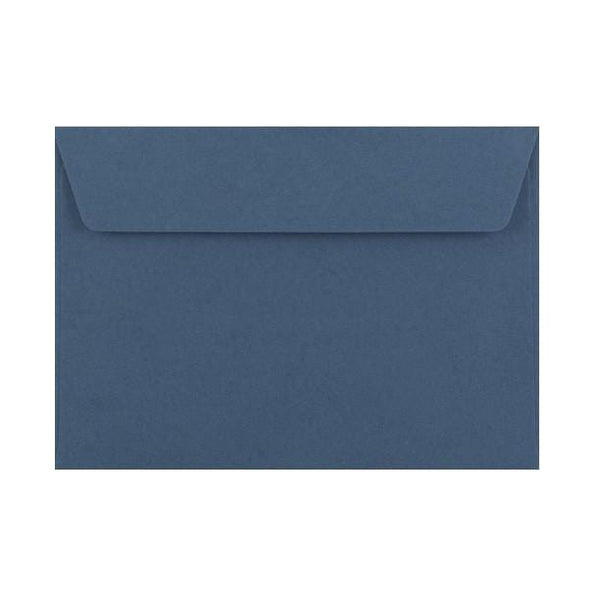 C6 Navy Blue 100gsm Peel & Seal Envelopes [Qty 500]