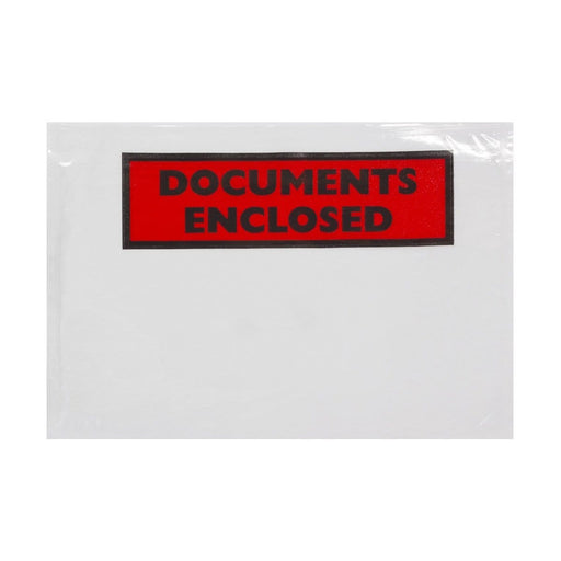 C6 Documents Enclosed Envelopes [Qty 1,000] 114 x 162mm (2131400392793)