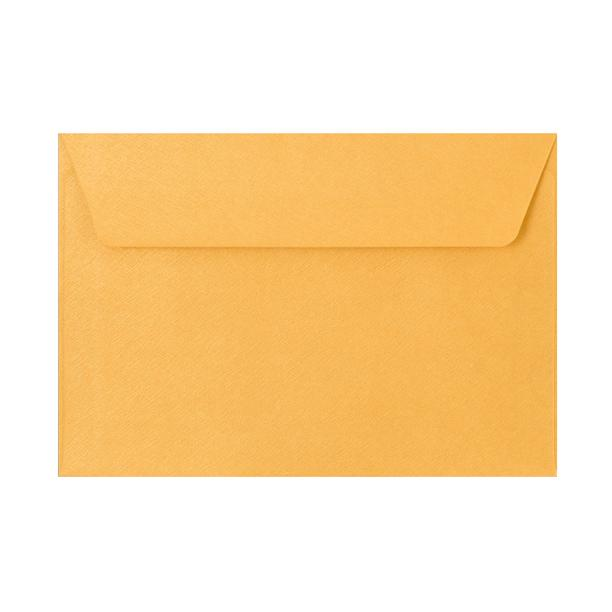 C6 Gold Textured 120gsm Peel & Seal Envelopes [Qty 250] 114 x 162mm (2131079463001)