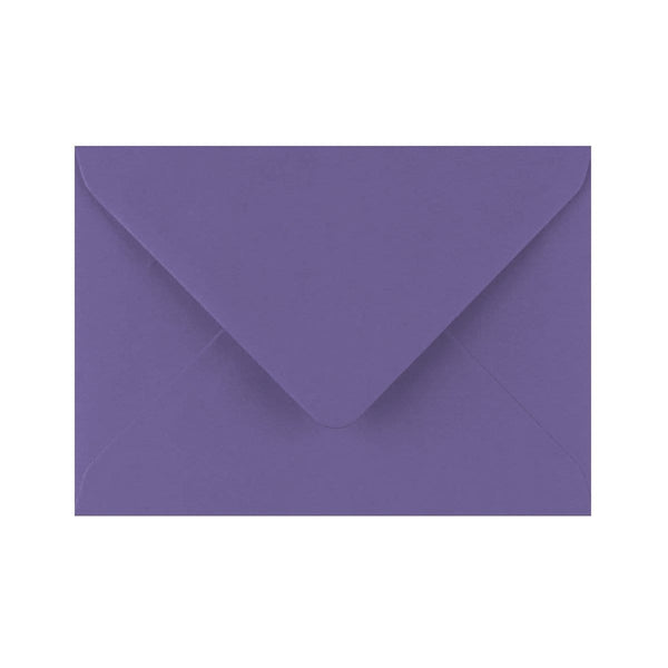 C6 Indigo Gummed Diamond Flap Greeting Envelopes [Qty 1,000] 114 x 162mm (2131152109657)