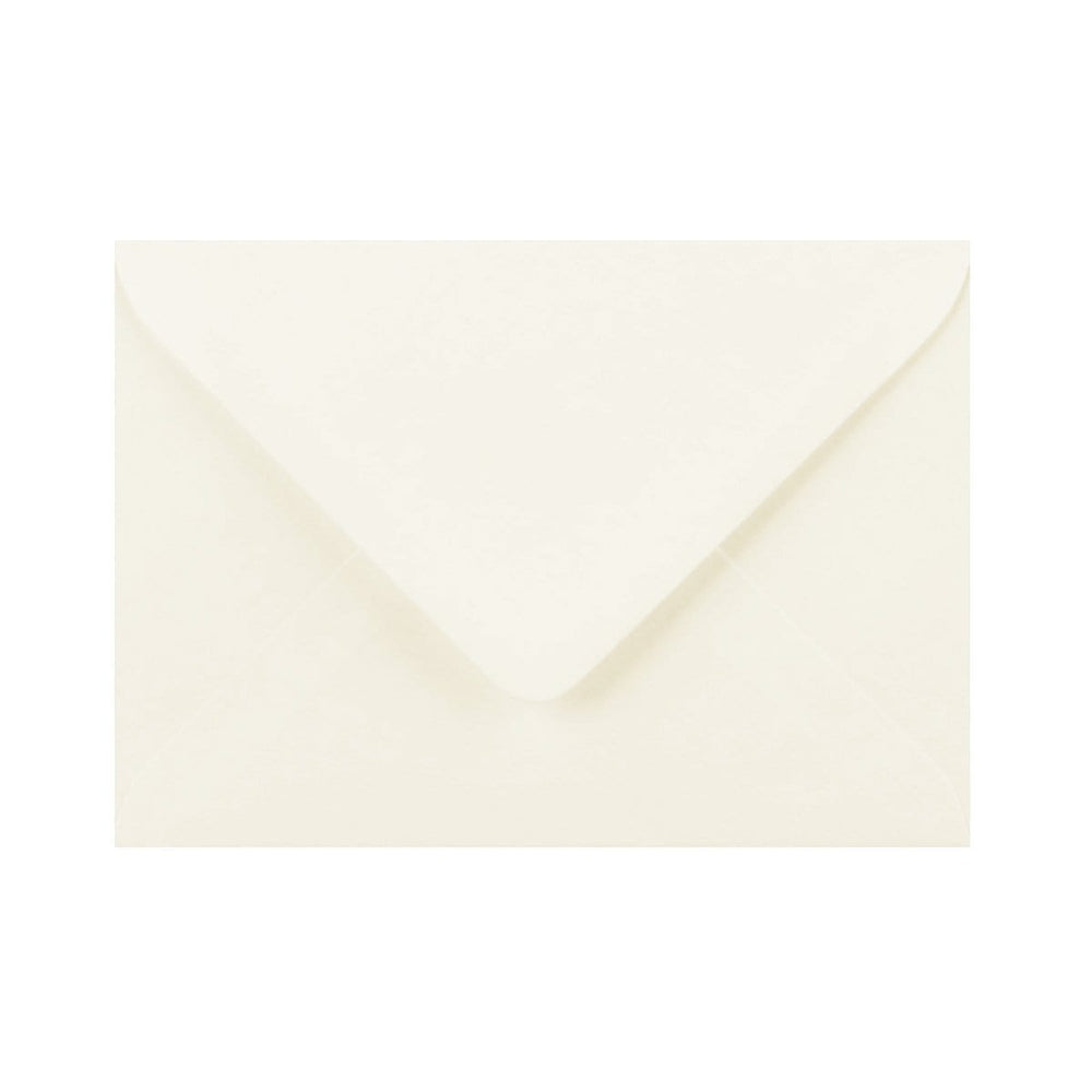 C6 Ivory Laid Gummed Diamond Flap Greeting Envelopes [Qty 1,000] 114 x 162mm (2131153158233)