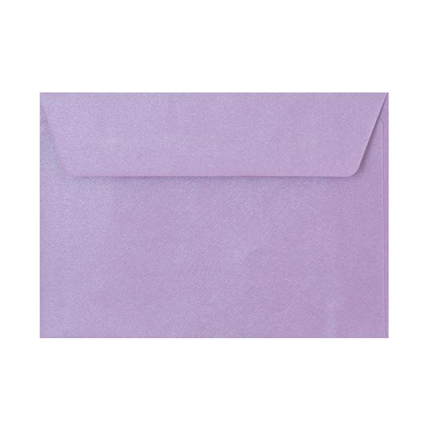 C6 Lilac Textured 120gsm Peel & Seal Envelopes [Qty 250] 114 x 162mm (2131079725145)