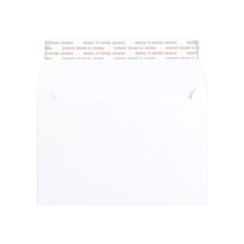 C6 White Luxury Wallet 180gsm Peel & Seal Envelopes [Qty 250] 114 x 162mm (2131064684633)