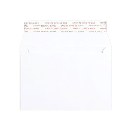 C6 White Luxury Wallet 180gsm Peel & Seal Envelopes [Qty 250] 114 x 162mm