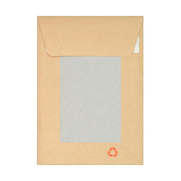 C6 (A6) Board Back Envelopes - Please Do Not Bend [Qty 250] 114 x 162mm