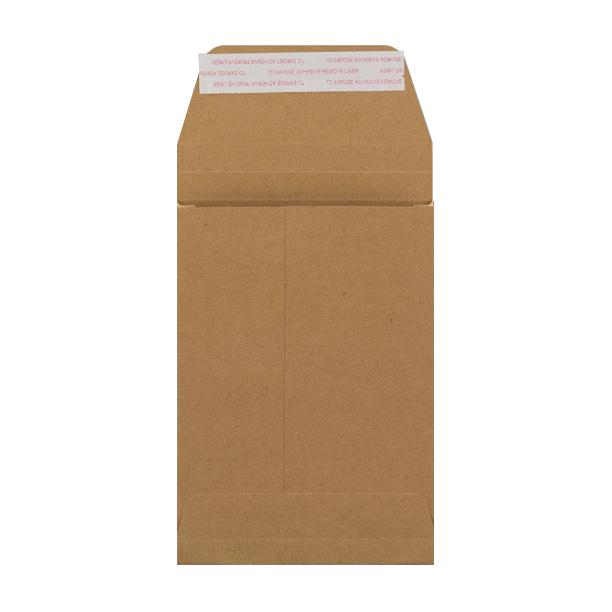 C6 Manilla Gusset 180gsm Envelopes [Qty 200] 162 x 114 x 25mm (2131324567641)