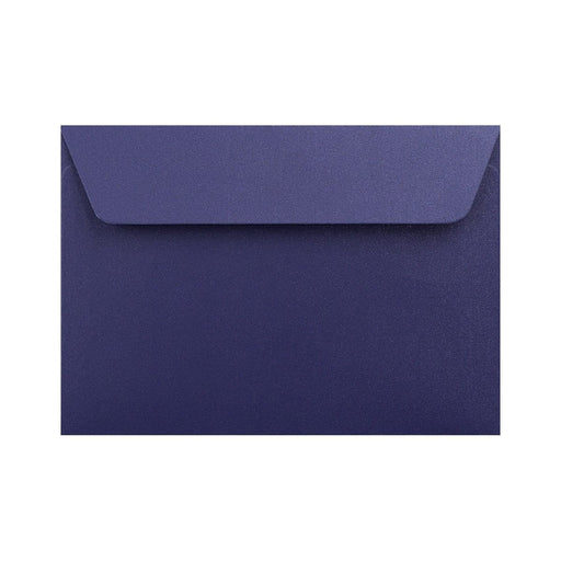 C6 Pearlescent Midnight Blue 120gsm Peel & Seal Envelopes [Qty 250] 114 x 162mm