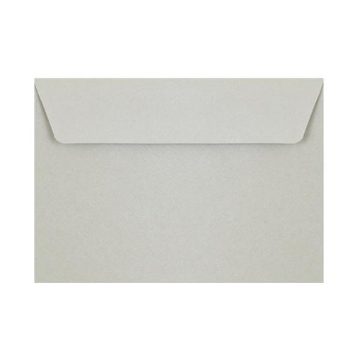 C6 Platinum Textured 120gsm Peel & Seal Envelopes [Qty 250] 114 x 162mm