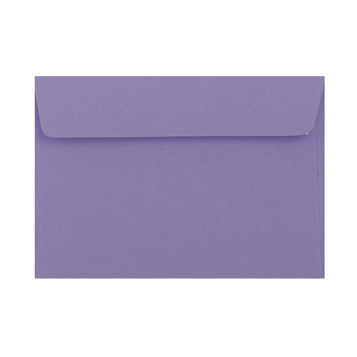 C6 Purple 120gsm Peel & Seal Envelopes [Qty 250] 114 x 162mm (2131409567833)