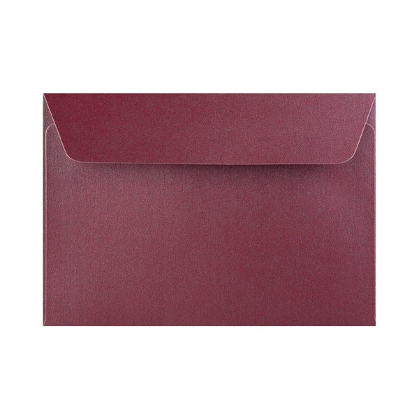 C6 Pearlescent Purple 120gsm Peel & Seal Envelopes [Qty 250] 114 x 162mm