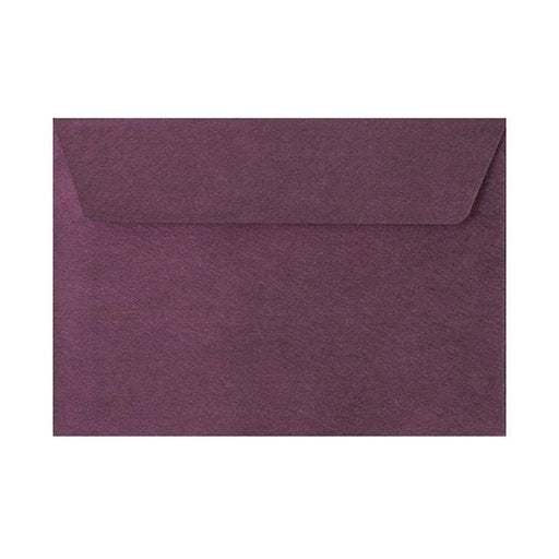 C6 Purple Textured 120gsm Peel & Seal Envelopes [Qty 250] 114 x 162mm