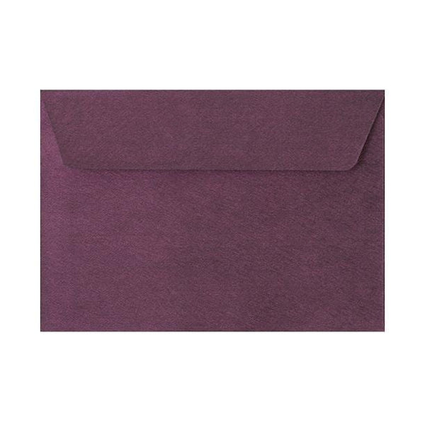 C6 Purple Textured 120gsm Peel & Seal Envelopes [Qty 250] 114 x 162mm (2131079921753)