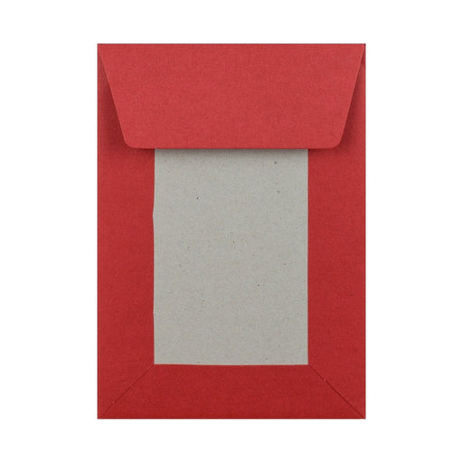 C6 Red Board Back Envelopes [Qty 250] 114 x 162mm (2131396132953)