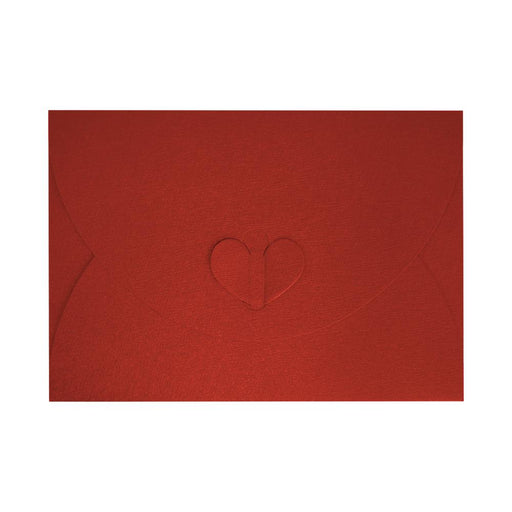 C6 Red Butterfly Envelopes [Qty 50] 114 x 162mm