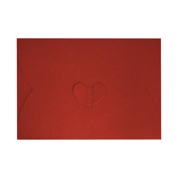 C6 Red Butterfly Envelopes [Qty 50] 114 x 162mm (2131340918873)