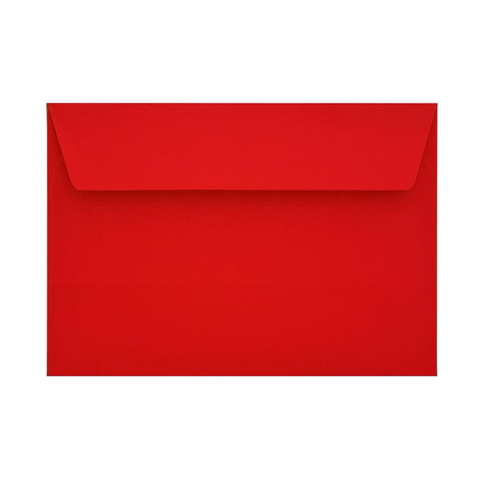 C5 Multi Colour Mixed 120gsm Peel & Seal Envelopes [Qty 250] 162 x 229mm