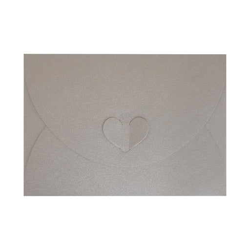 C6 Silver Butterfly Envelopes [Qty 50] 114 x 162mm (2131340623961)