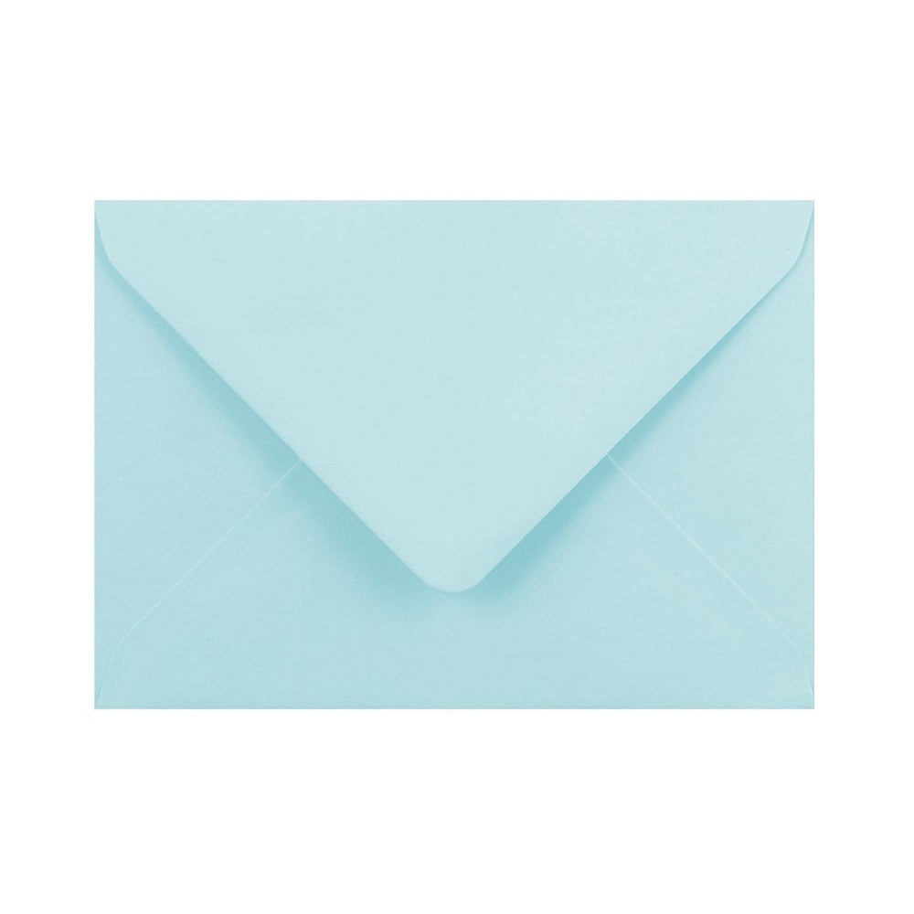 C6 Soft Blue Gummed Diamond Flap Greeting Envelopes [Qty 1,000] 114 x 162mm (2131161776217)