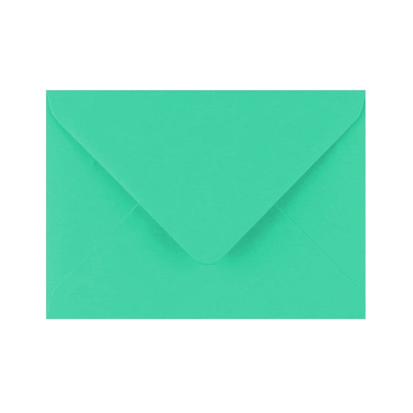 C6 Warbler Green Gummed Diamond Flap Greeting Envelopes [Qty 1,000] 114 x 162mm (2131437125721)