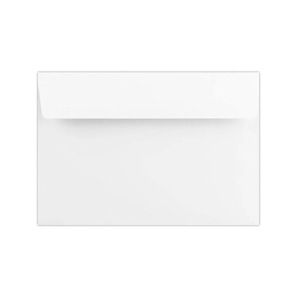 C6 White Premium Ultra Wallet 120gsm Peel & Seal Envelopes [Qty 500] (2131275710553)