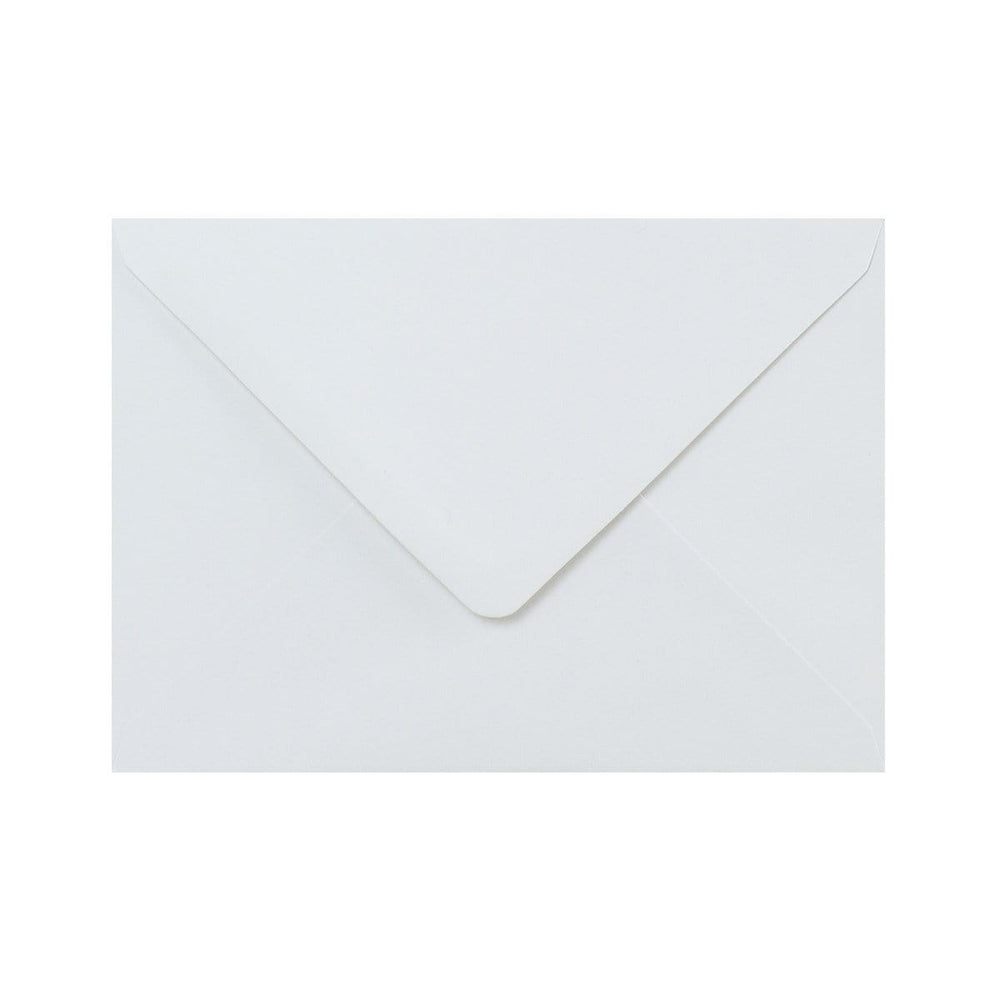 C6 White Recycled Gummed Diamond Flap Greeting Envelopes [Qty 1,000] 114 x 162mm