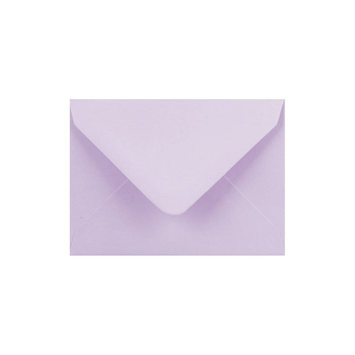 C7 Amethyst Gummed Diamond Flap Greeting Envelopes [Qty 1,000] 82 x 113mm (2131122323545)