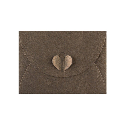 C7 Bronze Butterfly Envelopes [Qty 50] 82 x 113mm