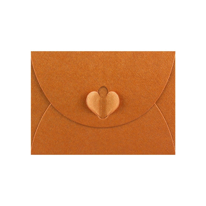 C7 Copper Butterfly Envelopes [Qty 50] 82 x 113mm