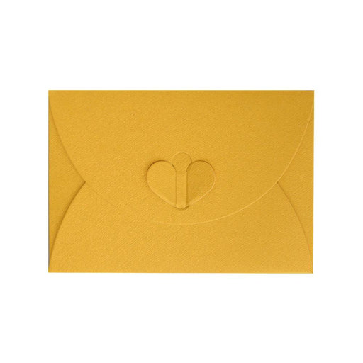 C7 Golden Butterfly Envelopes [Qty 50] 82 x 113mm