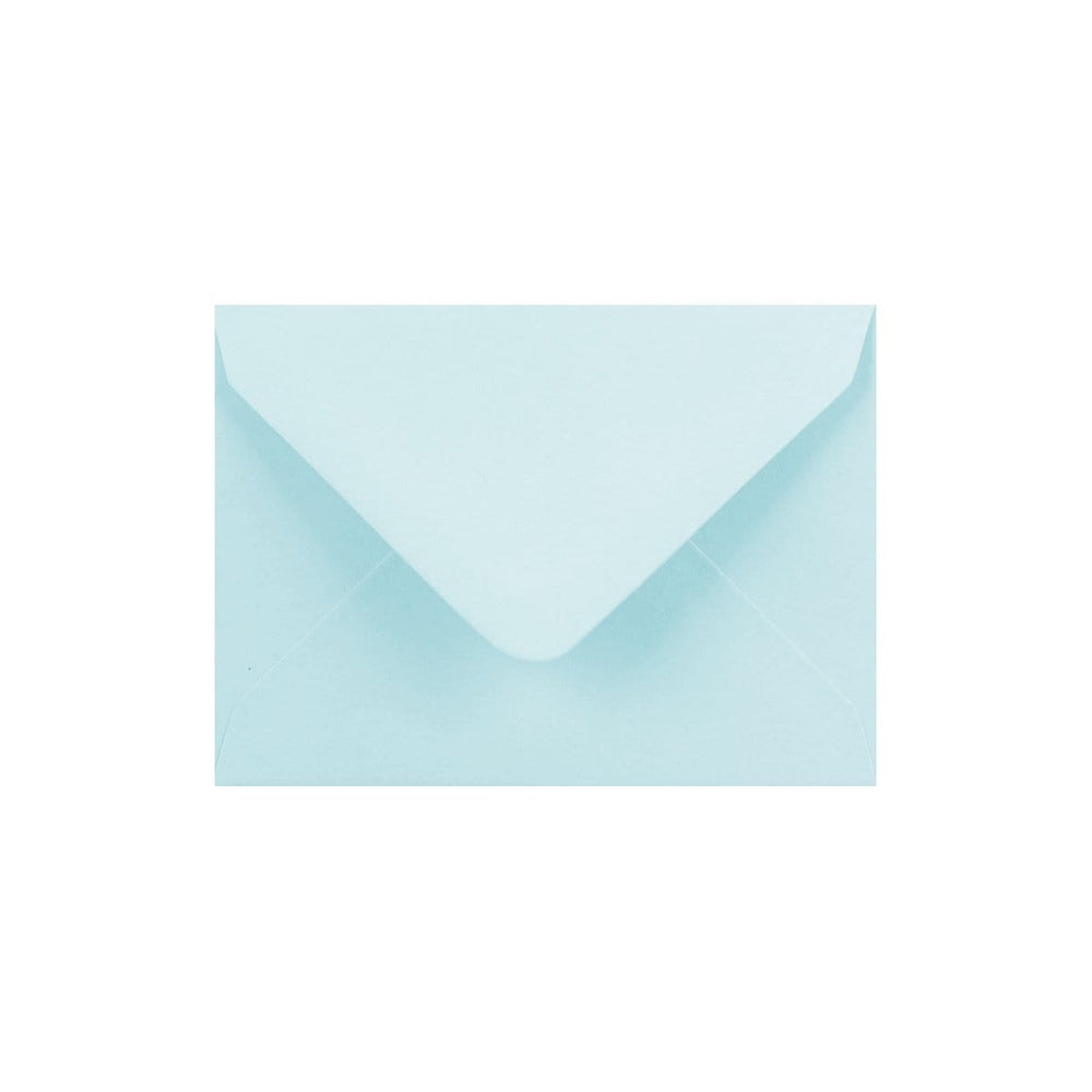 C7 Soft Blue Gummed Diamond Flap Greeting Envelopes [Qty 1,000] 82 x 113mm (2131161841753)