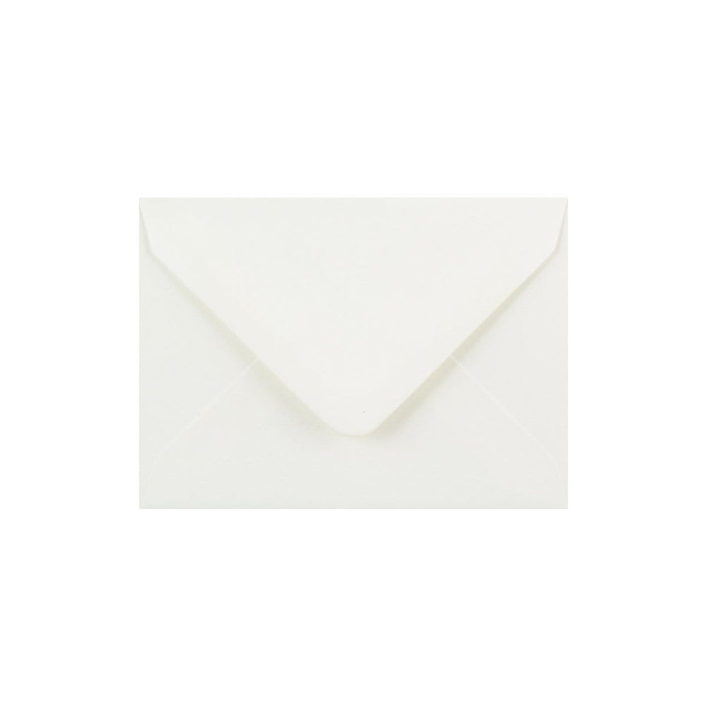 C7 White Laid Gummed Diamond Flap Greeting Envelopes [Qty 1,000] 82 x 113mm (2131165904985)